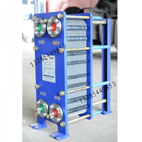新疆阿克苏采暖用20平方板式换热器厂家