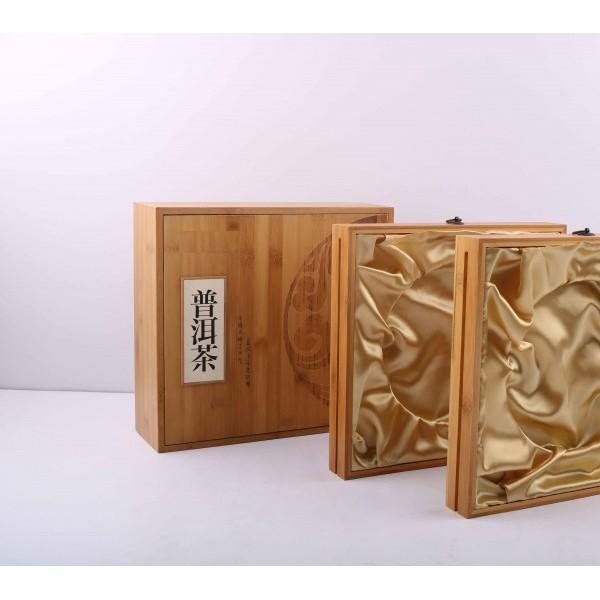 双层抽屉茶叶包装盒
