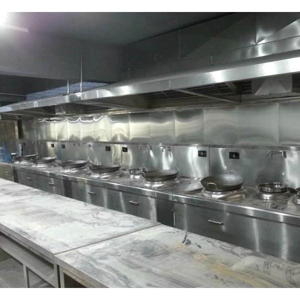 长沙厨房排烟通风管道安装长沙厨房排烟改造厨房设备排烟管道制作