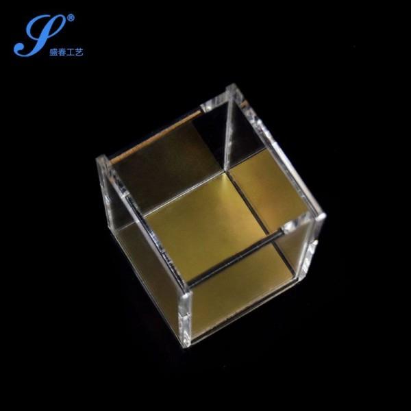 亚克力板-有机玻璃板定制透明塑料盒厂家-宁波盛春