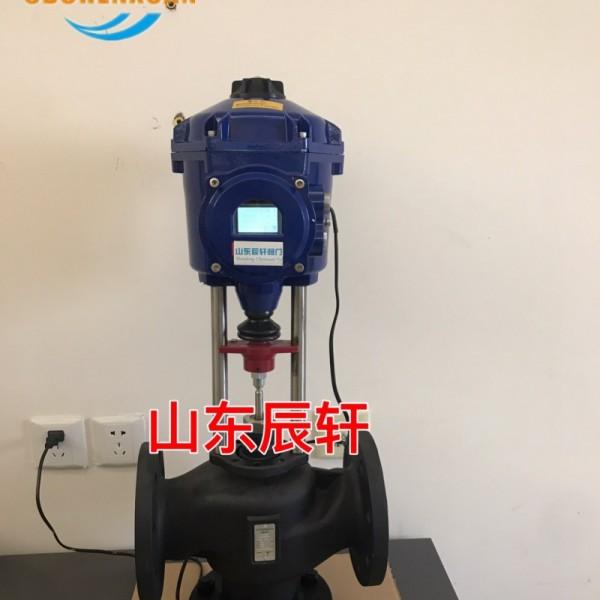 CA系列防爆电动执行器 防爆电动控制阀