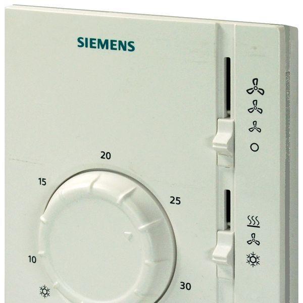 新式机械式房间温控器 西门子RAB11.1