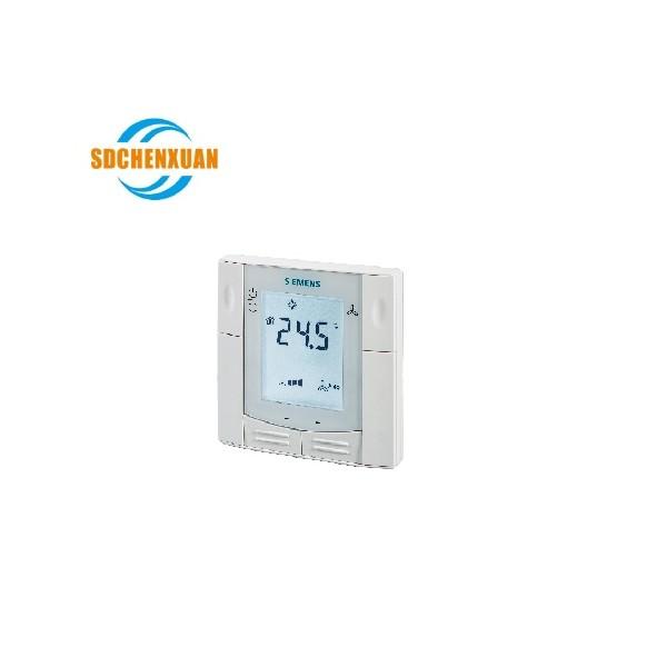 RDF510西门子液晶风机盘管房间温控器