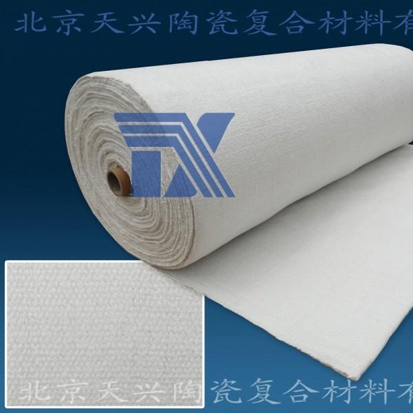304增强陶瓷纤维布2mm*1m*30m 硅酸铝保温耐火布