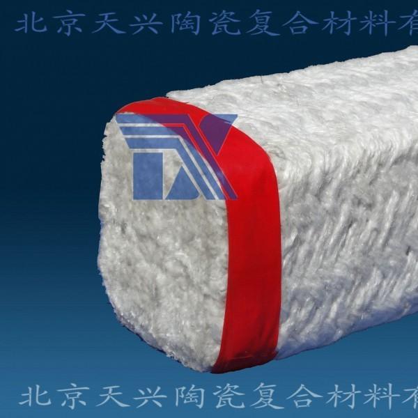 陶瓷纤维盘根30mm 陶纤方编密封绳 炉窑节能密封盘根