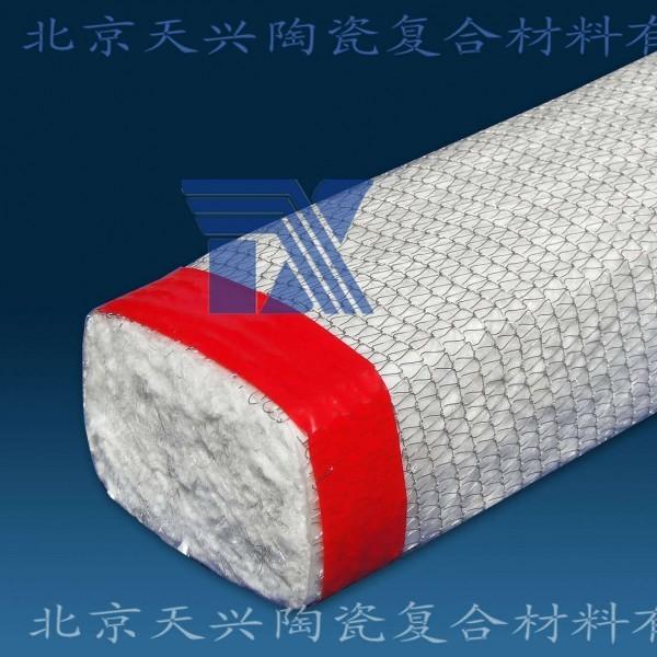 陶瓷纤维盘根50/60mm 陶纤密封绳 炉窑高温密封