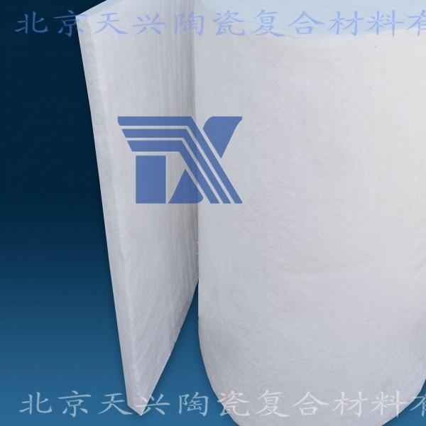 6mm陶瓷纤维毯 超薄隔热保温毯 防火棉