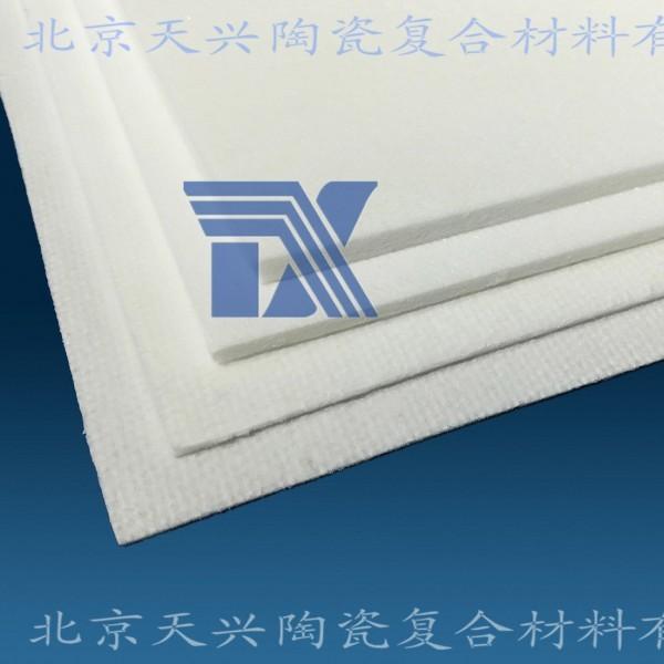 5mm陶瓷纤维板 超薄耐火板 高效隔热陶纤板