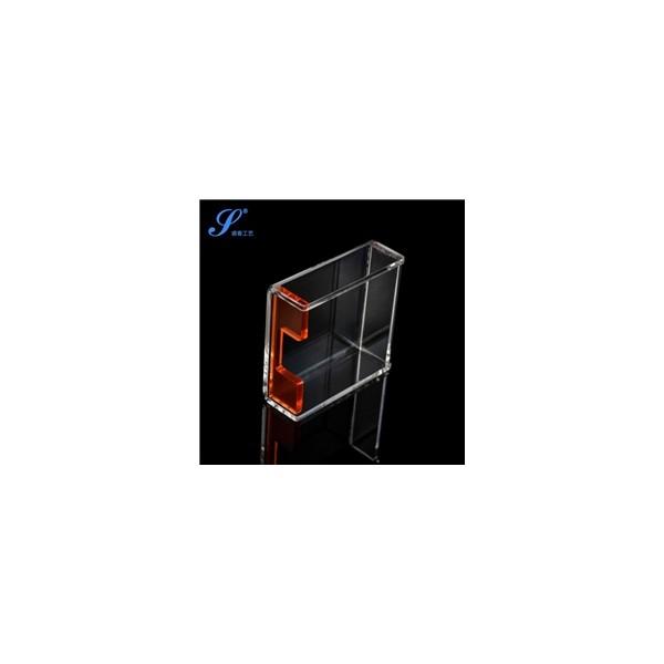 有机玻璃名片盒-来样来图定制亚克力厂家-宁波盛春