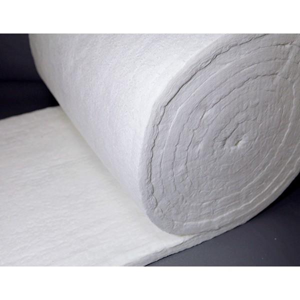 热处理炉耐火陶瓷纤维毯耐火棉 工业炉保温耐火毯