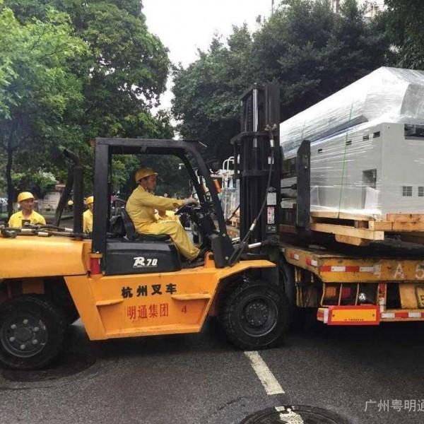珠三角提供设备搬运包装安装服务