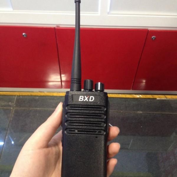 博信达对讲机BXDA116手持小巧物业酒店车场对讲机