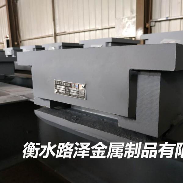厂家定制钢结构支座抗震支座单向滑动支座桥梁支座生产厂家