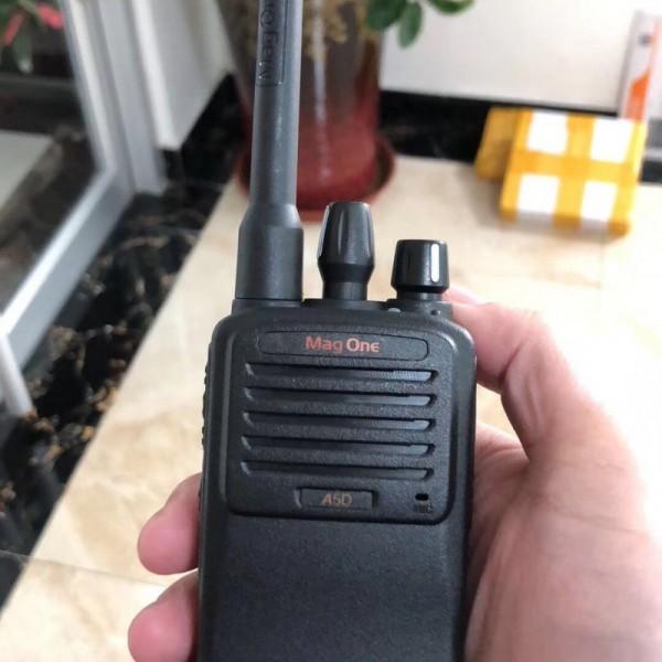 摩托罗拉A5D数字对讲机商用大功率民用5公里工地防水对讲机