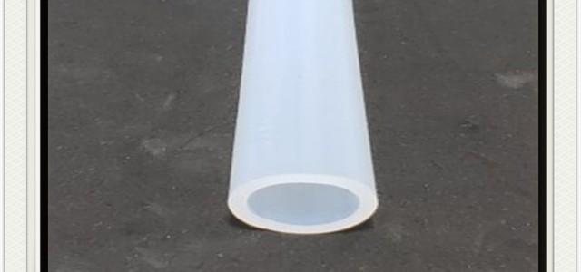 白色硅胶o型空心密实密封条