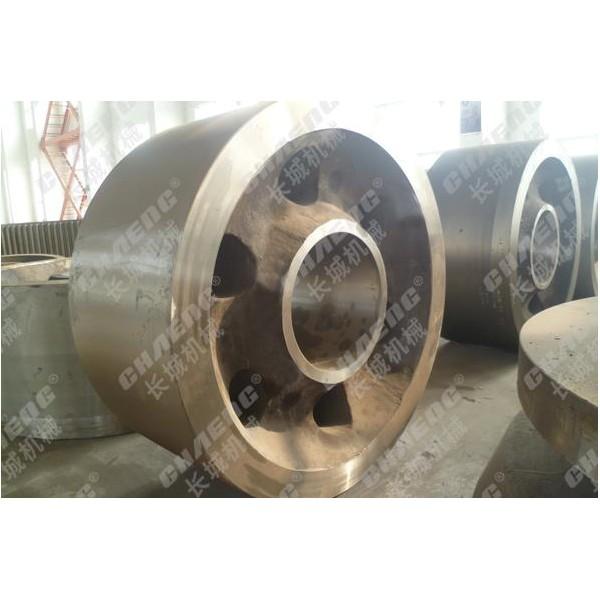 专业加工托轮 大型托轮批量加工厂家 新乡长城托轮铸造价格