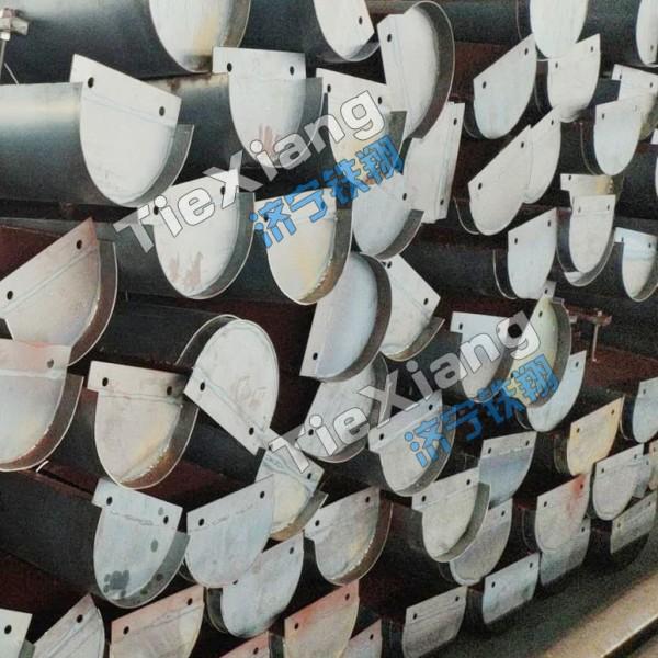 大量现货圆形水沟模板铁翔供应厂家