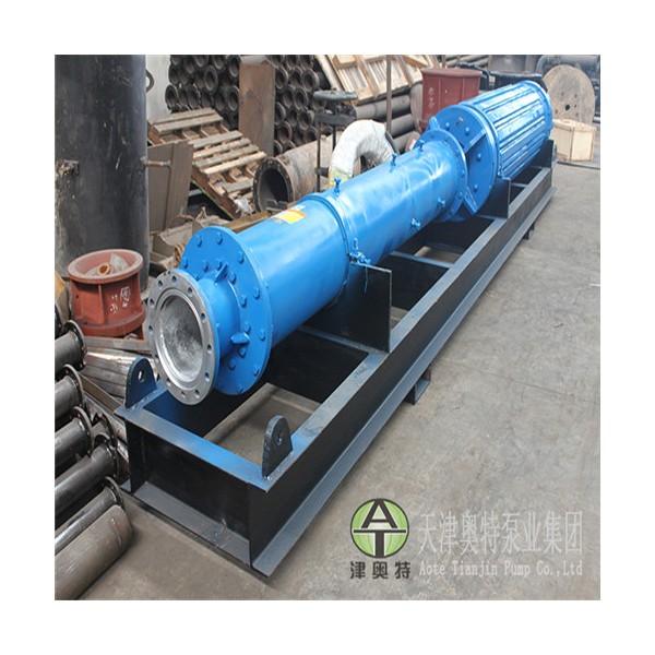 冶金铁矿排水的矿用潜水泵认准津奥特