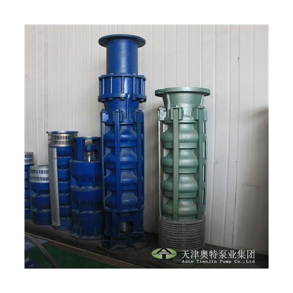 居民区供暖135℃高温电潜泵