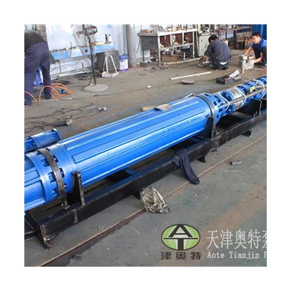 QJW矿用卧式潜水泵_沟渠调水潜水卧式泵