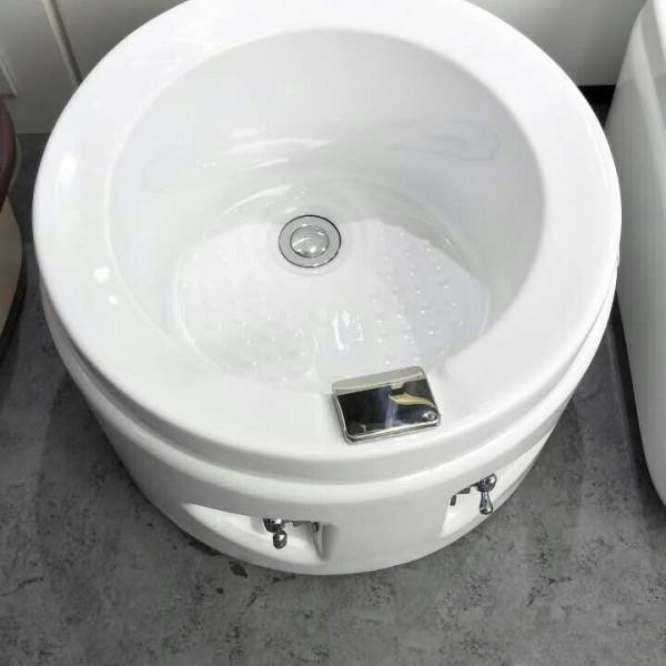 520*520豪华高档足浴盆美甲店足浴盆