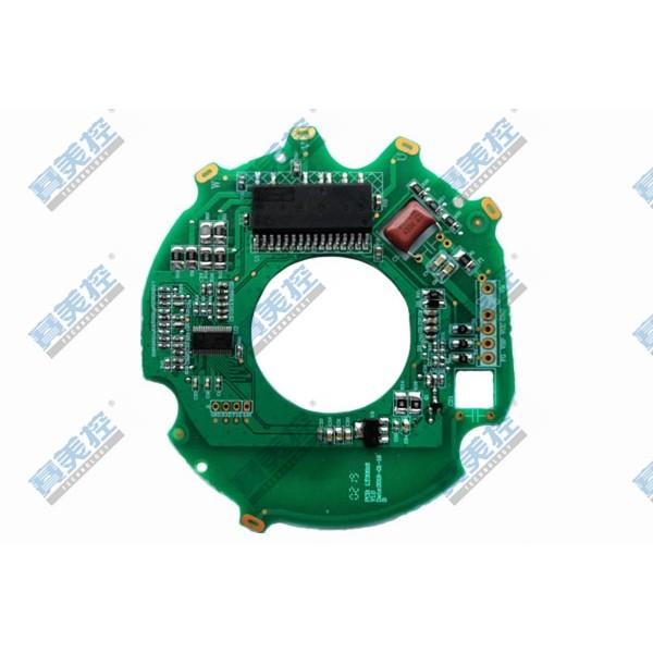 深圳赛美控电子风管机热泵空调室外风机控制板