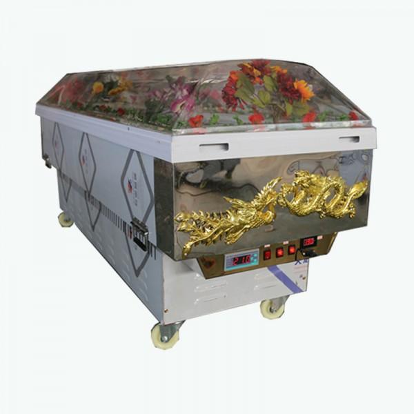 定安天安GY-212水晶棺材出售性能优越抢购一空