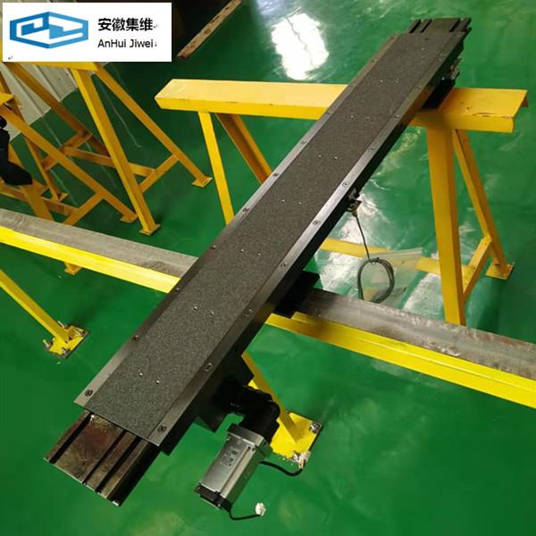 AHJW系列堆垛机自动伸缩臂叉