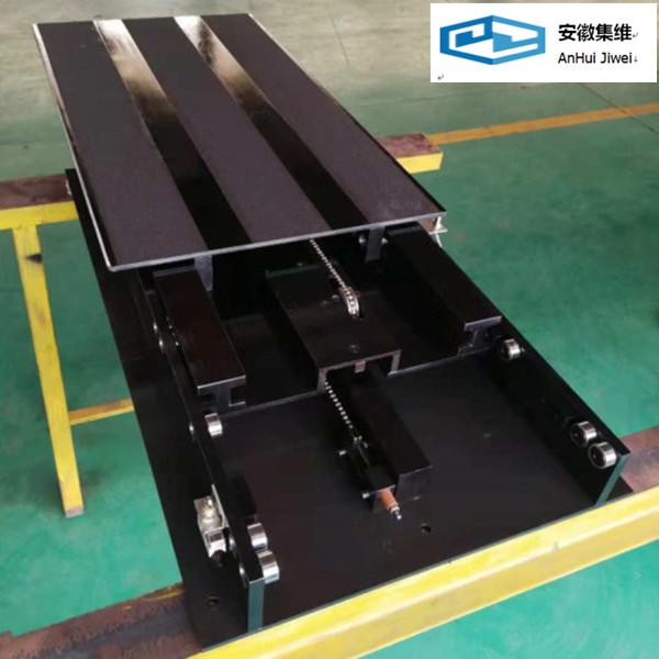 安徽AHJW系列堆垛机自动伸缩托盒