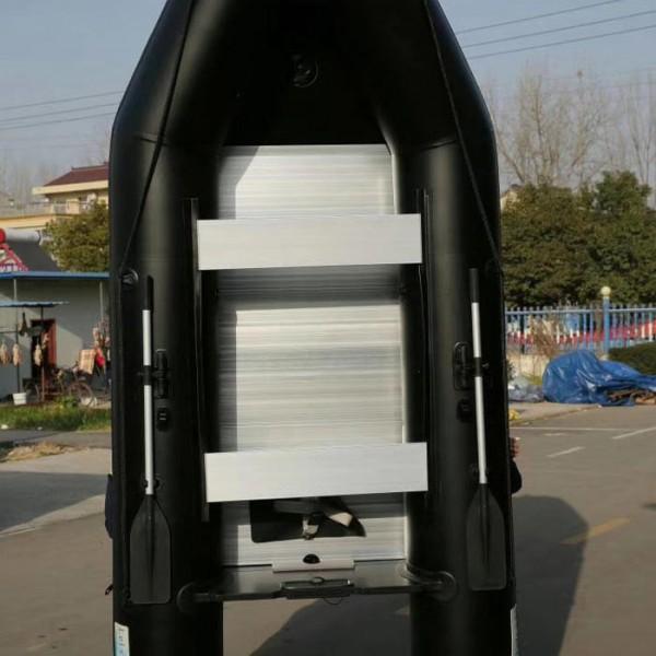 深圳橡皮船厂家,充气艇价格,5人坐钓鱼船带帐篷