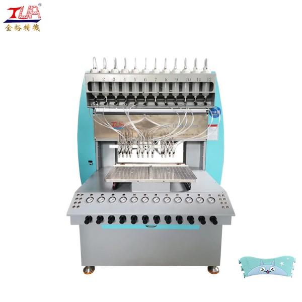 供应12色自动滴塑机/自动点胶机