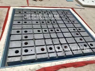 铸铁装配平台 焊接平台 铸铁平台 泊