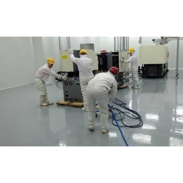 提供设备室内无尘搬运服务设备包装服务