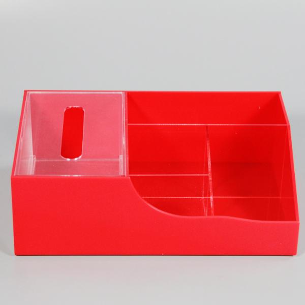 化妆品收纳盒 各种颜色亚克力产品定制