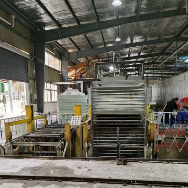 格闰水泥板设备新型自动化建材生产线核心技术