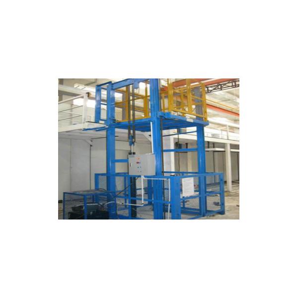 液压升降台生产厂家来说明智能校准的过程