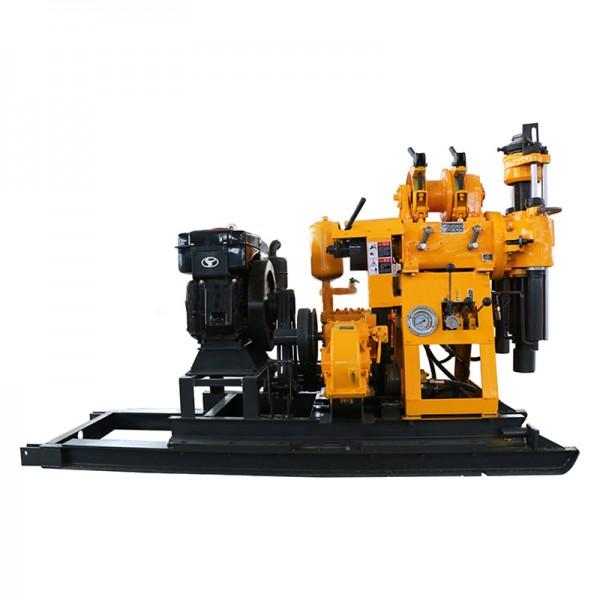 HZ-130YY型液压岩芯取样钻机 百米勘察钻机打岩石效率高