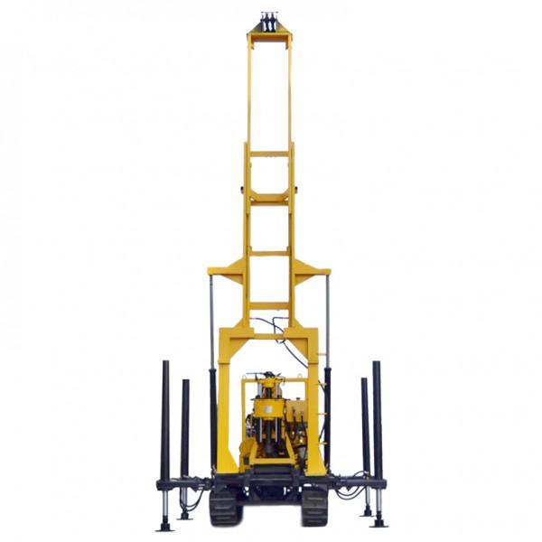 履带式房屋勘察钻机 XYD-130型液压履带式百米勘察钻机
