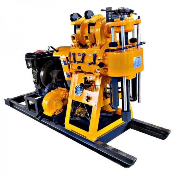 久田现货HZ-200Y型地质勘探钻机 房屋勘察取芯钻机