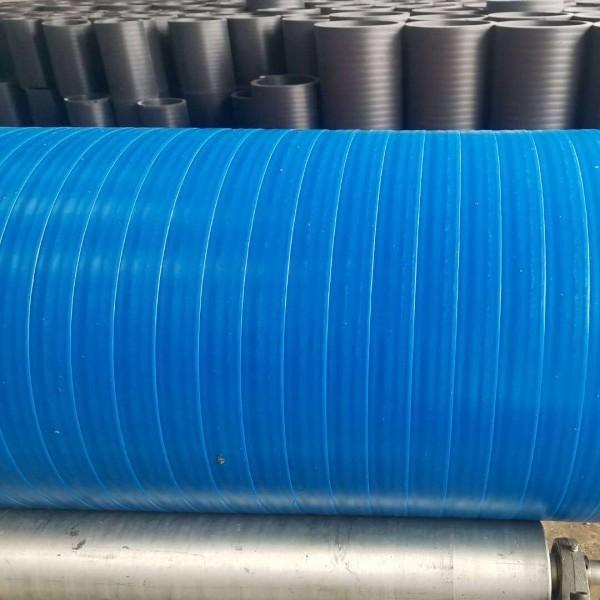 广东厂家直销HDPE三层壁复合增强管