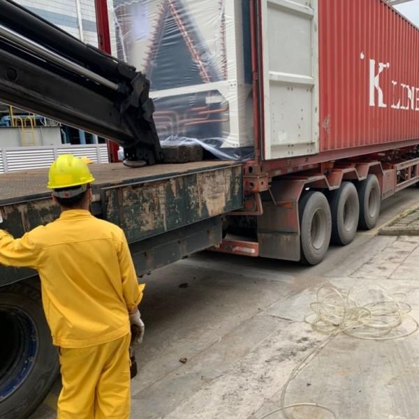 提供设备装柜拆柜设备搬运服务