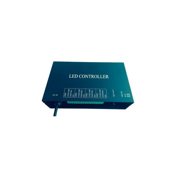 MADRIX ARTNET控制器 全彩灯条控制器 四口分控器