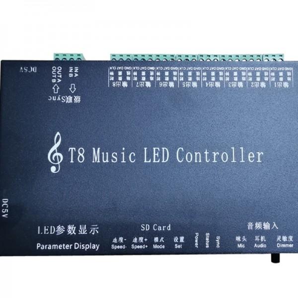 麦爵士madrix控制器K-16000S ARTNET控制器