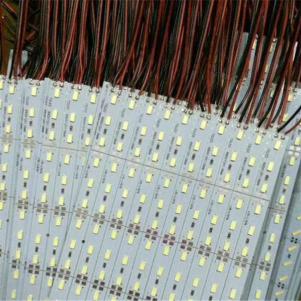 12v5630LED硬灯条广告灯箱硬灯条厂家批发