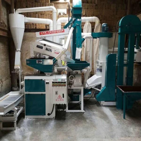广西贵州先进新型组合碾米机性能可靠稳定使用寿命长厂家终身维护