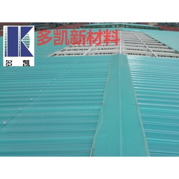 角驰760采光板透明瓦郑州多凯采光板生产厂家