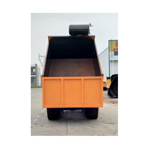 带自卸功能履带搬运车 履带式运输车
