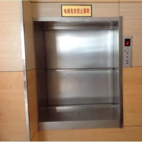 传菜电梯酒店饭店传菜机食菜梯小型杂物梯传菜梯