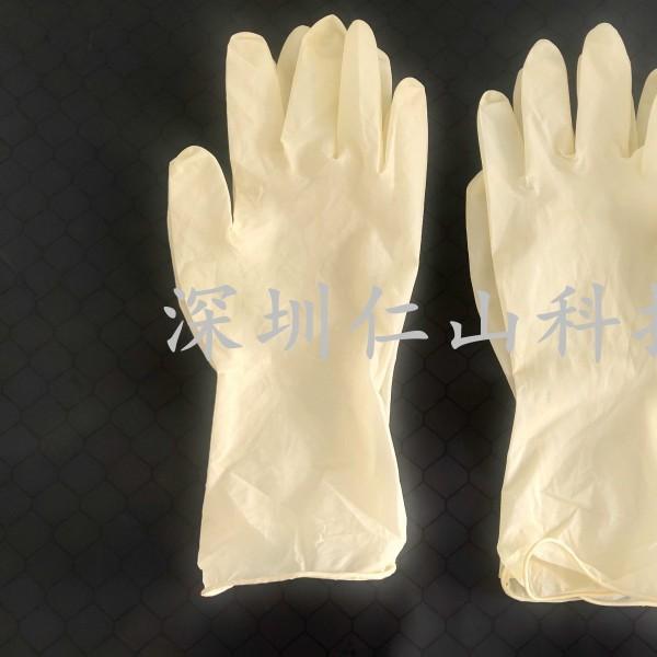 SML一次性PVC乳胶手套9寸12寸医用丁晴手套现货品质保障