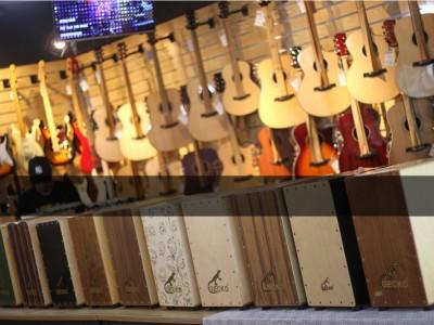 广州海珠区塔吉玛、艾瑞达吉他专卖
